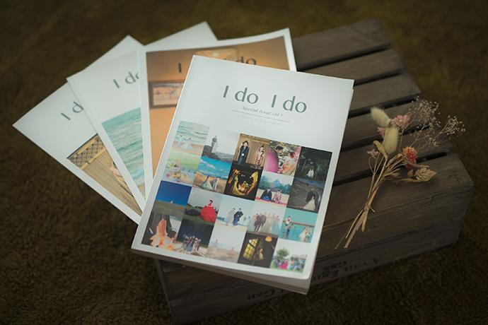 ウェディングロケーションアルバム:I DO I DO
