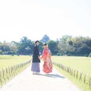 (お知らせ)1周年記念企画!後楽園前撮り特別プランのお知らせ!