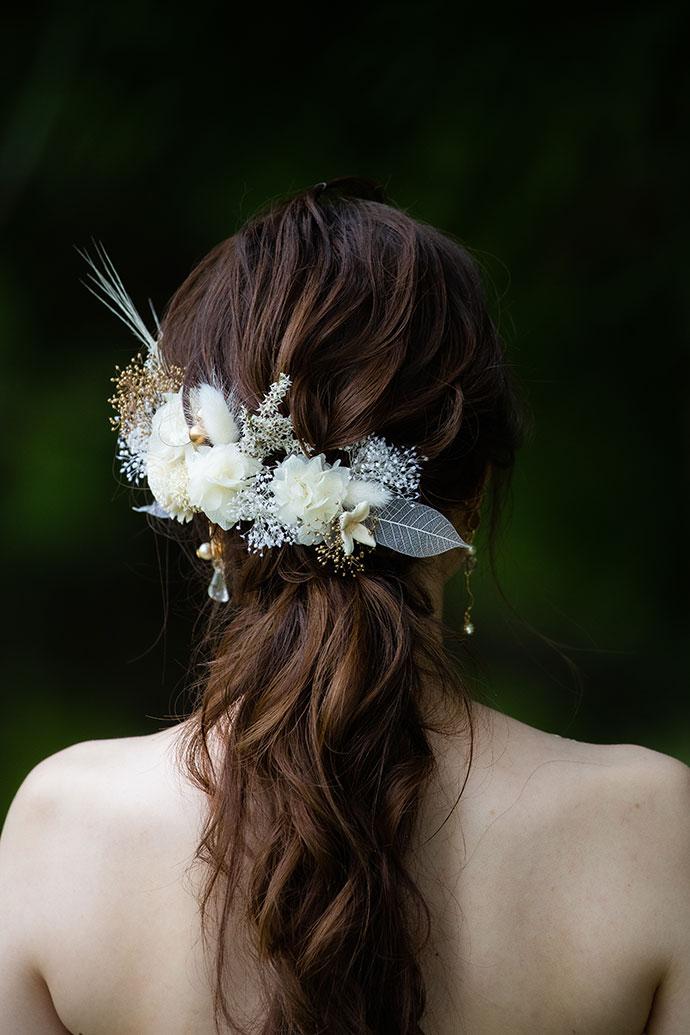ヘッドのお花