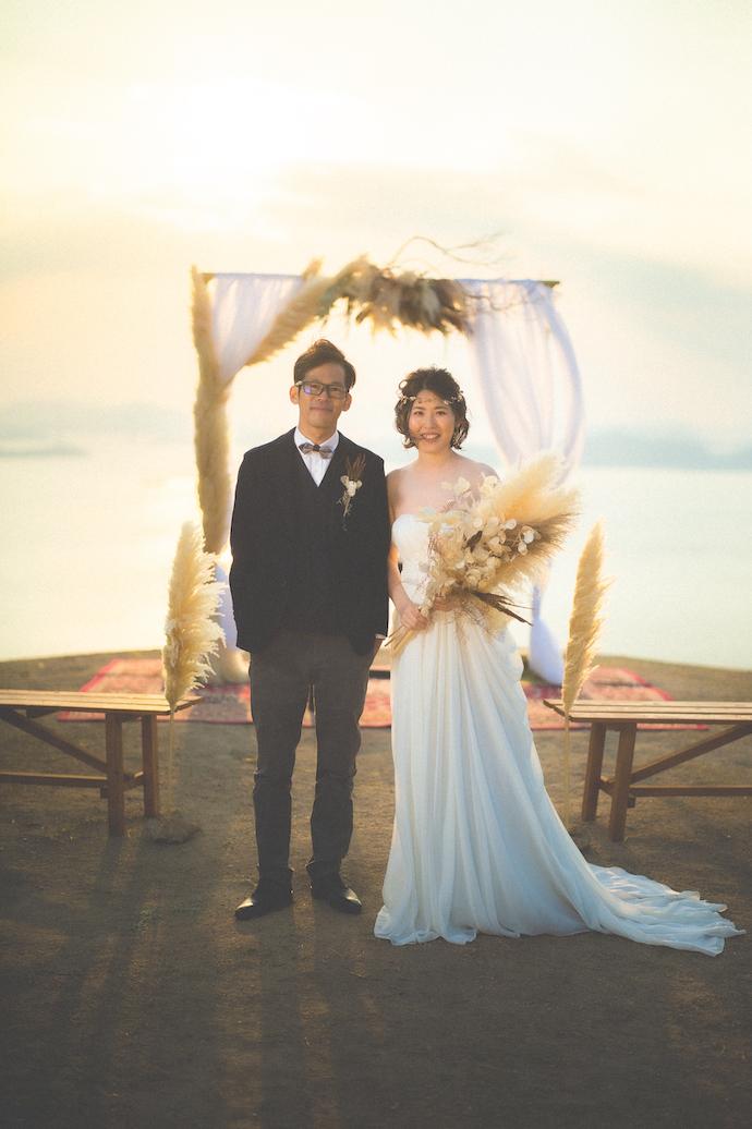髙田カメラマンブログ18『ずっとやりたかった結婚式のご提案』