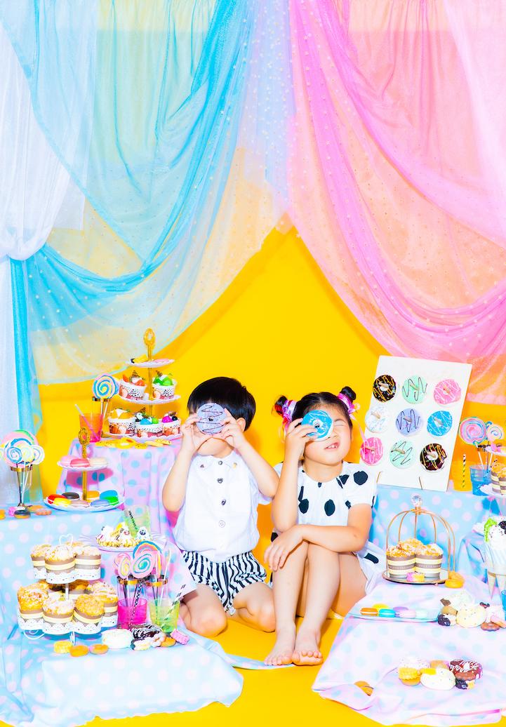 夏の撮影イベント「Sweets World」解禁!!
